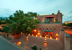Serendipitylands: THE INN OF THE FIVE GRACES (SANTA FE-NEW MEXICO-US...