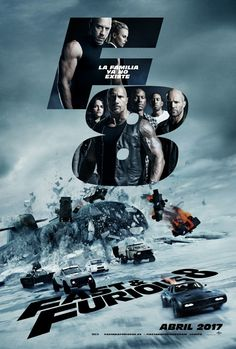 2017 - Fast & Furious 8 - The Fate of the Furious