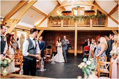 Mythe Barn Alternative Wedding