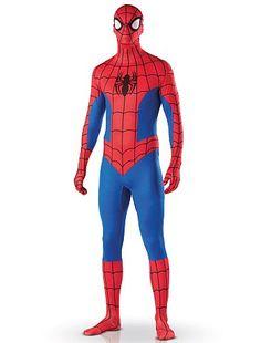 Combinaison étirable 'Spiderman'