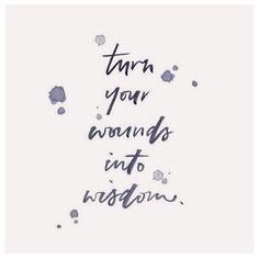 Turn your wounds into wisdom.#alchemy @urbanpriestess1 #UrbanPriestess