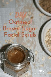 DIY Oatmeal Brown Su