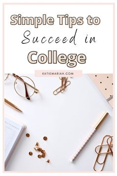 Wondering how you can finally succeed in college? Then check out these simple college class tips! College Success, College Classes, Freshman Year, Simple Way, Tips, Check, Freshman, Career, Counseling
