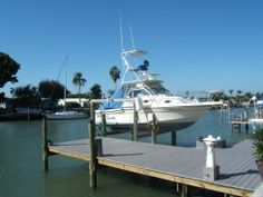 Hi-Tide Boat Lifts in Tampa, Clearwater, St. Pete, Sarasota & Ft. Myers