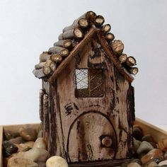 We're gonna make a fairy house this spring...I know it!