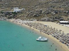 Image detail for -Super Paradise - Beaches - Mykonos - Mykonos Travel Guide Super Paradise Beach, Paradise Beaches, Mykonos Island Greece, Greece Mythology, Exotic Beaches, Seaside Beach, Nude Beach, Greek Islands, Places Ive Been