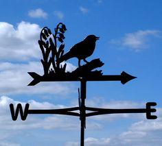 bird weathervane