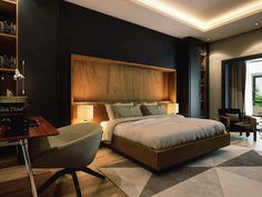 Master Bed Room ( Lake View) on Behance
