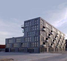 ANA architecten - Gelaagd hof