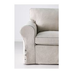 IKEA - EKTORP, Chair, Tygelsjö beige, , The cover is easy to keep clean as it is removable and can be machine washed.Seat cushions filled with high resilience foam and polyester fiber wadding Ektorp Sofa, Ikea Ektorp, 2 Seater Sofa, Chaise Sofa, Armchair, Couch, Ikea Sectional, Natural Sofas, Malm Bed