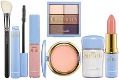 The MAC Cinderella makeup line launches today!