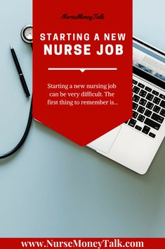 9 Brilliant Tips for Starting a New Nursing Job - Nurse Money Talk Best Nursing Jobs, Online Nursing Schools, Nursing School Tips, Nursing Career, How To Find Scholarships, Nursing School Scholarships, Nursing Students, New Grad Nurse, Nursing Leadership
