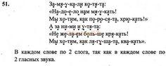 ГДЗ 51 - Русский язык 1 класс Рамзаева