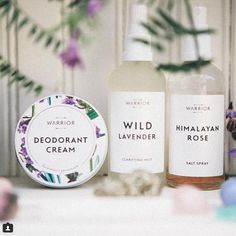 Organic Natural Deodorant Deodorant Cream Vegan Deodorant Vegan Deodorant, Natural Deodorant, Armpits Smell, Beauty Companies, Lavender Roses, Organic Plants, Natural Essential Oils, Natural Forms
