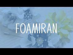 Learn How to Create Beautiful Foamiran Flowers - YouTube