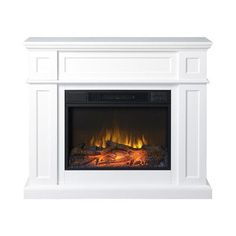 Homestar Flamelux Electric Fireplace