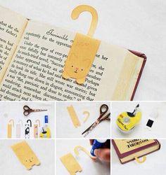 Separadores de libros... You can do it!