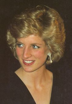 Diana A very William and Harry look