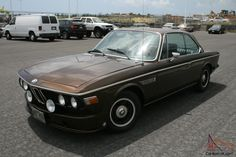 1973 Bmw 3 0 Cs E9 Sunroof Coupe For Sale