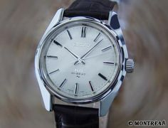 Lalo - King-Seiko-Hi-Beat-45-7001-Manual-Stainless-Steel-Made-in-Japan-1970s-Watch-J10