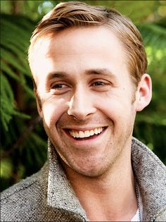 Ryan Gosling,  everyone loves him, from the notebook of course: )