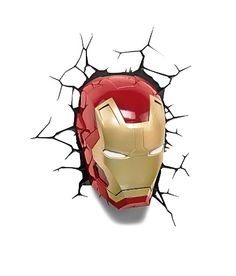 Iron Man Nightlight