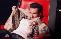 Pin for Later: The 15 Biggest Reasons Summer Couldn't End Soon Enough We're Right There With You, Adam Levine
