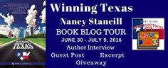 Winning Texas. Mystery, thriller, suspense, Houston, TX setting, journalism