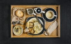Daniel Spoerri (Vaderdag)ontbijt?