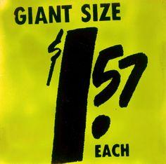 Giant Size $1.57