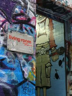 Client work, The Living Room, Youth Projects | Changing young ...