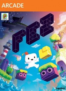 Fezis a game developed by POLYTRON. In it, you play as Gomez, a 2D creature living in what he believes is a 2D world.Until a strange and powerful artifact reveals to him the existence of a mysterious third dimension!