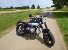 Hangover - Nice Power baut Custombikes Scrambler Bobber Caferacer