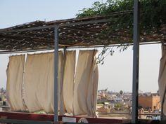 terrasse maison de la photo