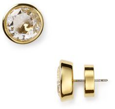 large stud earrings for women | Gold Cross Earring – Compare Prices, Reviews and Buy at Nextag