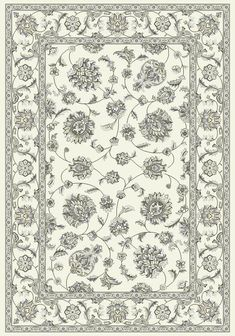 Dynamic Rugs Ancient Garden 57365 Cream Area Rug – Incredible Rugs and Decor Teal Carpet, Patterned Carpet, Carpet Colors, Dynamic Rugs, Persian Pattern, Cheap Carpet Runners, Rectangle Area, Machine Made Rugs, Screentone