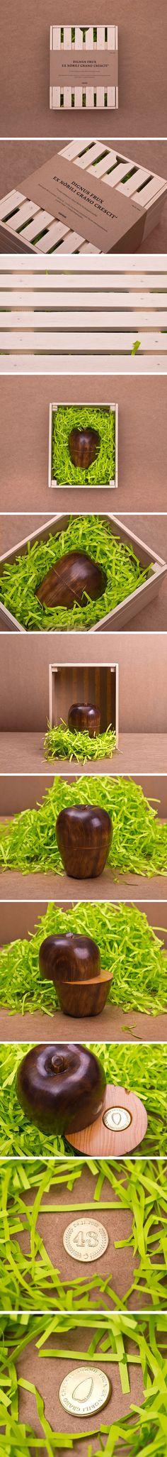 Отборное зерно Хэндмейд © province. another very interesting #packaging #design PD: