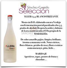 YLLERA 5.5 de Bodegas Yllera en Sánchez-Garrido Antequera