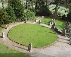 Midmar Kirk Stone Circle, Aberdeenshire...ummm yes. This was story inspiration for Journey into Mayhem, CONCENTRIC CIRCLES :-)
