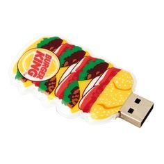 objet-publicitaire : CLE USB PERSONNALISÉE PVC FLEX
