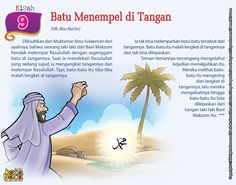 Baca Online Buku 101 Kisah Mukjizat Rasulullah dan Para Nabi KATA BACA Kids Story Books, Stories For Kids, Baca Online, Islam And Science, Islamic Pictures, Islamic Quotes, Muslim, Activities For Kids, Dan