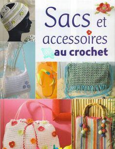 Sacs et Accessoires « Os Crochês da Cristina