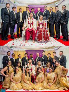 Image courtesy of Wedding Documentary Photo + Cinema by Vijay Rakhra | Discover more south asian wedding inspiration www.shaadibelles.com #indian #southasian #wedding Asian Inspired Wedding, South Asian Wedding, Indian Clothes, Indian Outfits, Indian Wedding Photography, Photography Ideas, Wedding Pics, Wedding Ideas, Indian Bridal Party