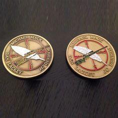 Custom Challenge coin MICHAEL MACK DAN LACKEY JC DENHAM Cheap Custom Metal Coin