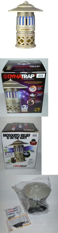 Other Weed and Pest Control 50365: Dynatrap Insect Trap W 2 Repl Uv Bulbs 1 2 Acre Model Dt1050-Cst New! Open Box -> BUY IT NOW ONLY: $87 on eBay!