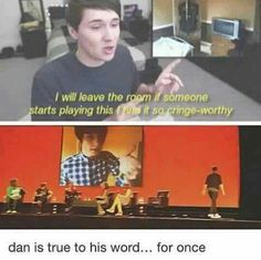 XDD oh dan I sorta felt bad for him though I mean he was probably really embarrassed at the least </3