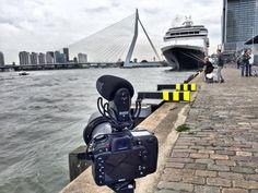 Time Lapsing  #Rotterdam #Erasmusbrug #Gersmagazine #Instawalk010 #Rottergram010 #GemeenteRotterdam #RTVRijmond #Wilhelminapier #Dutch #Holland #TimeLapse #Cruise #Ship #Schip #Video #Film #Videotography #Cinematography #Loves_Netherlands #Dutch_Connection #Wonderful_Holland #Super_Holland #IgersHolland #IGHolland #IgersOfTheDay #IgersWorldwide