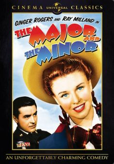 The Major And The Minor DVD |Movies, Films & TV Shows on DVD | TCM Store