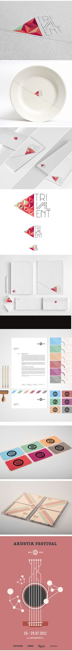 Great geometric shapes and colors