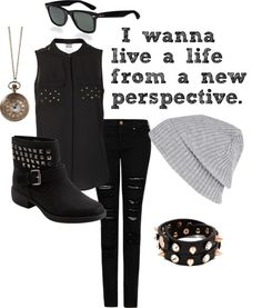 ImageFind images and videos on We Heart It - the app to get lost in what you love. Band Outfits, Rock Outfits, Emo Outfits, Casual Outfits, Cute Outfits, Grunge Outfits, Punk Fashion, Grunge Fashion, Womens Fashion